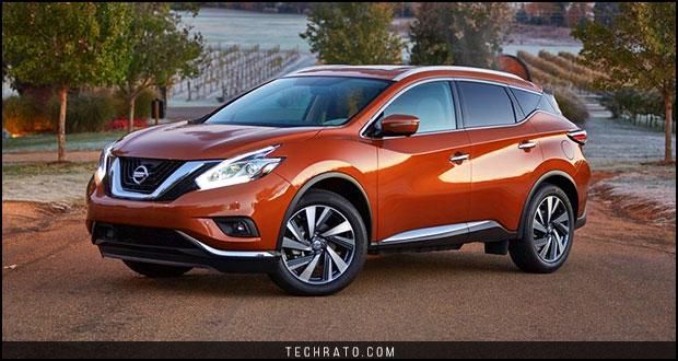 بررسی و مشخصات فنی نیسان مورانو 2018 (Nissan Murano)، شاسیبلند ژاپنی مدرن
