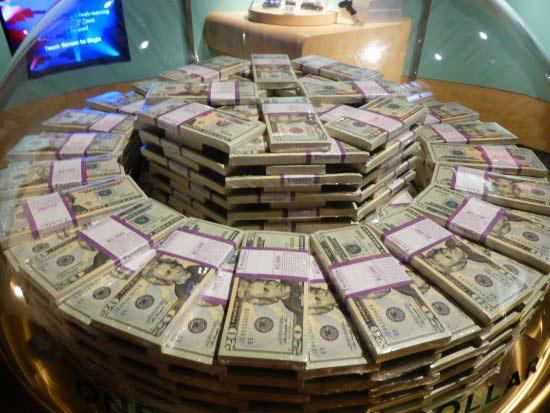 جایزه یک میلیون دلاری
