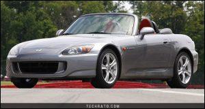 پرفروشترین خودروهای رودستر تاریخ : هوندا S2000