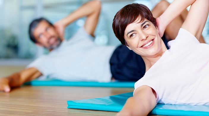 ورزش کردن از روش های مدیریت استرس