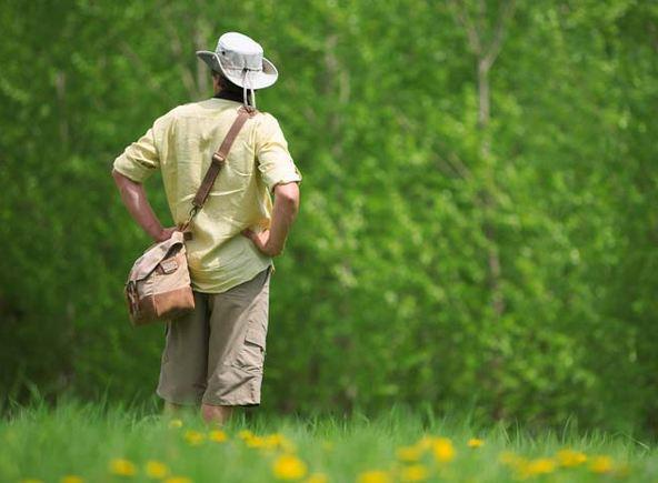 رفتن به طبیعت از روش های مدیریت استرس