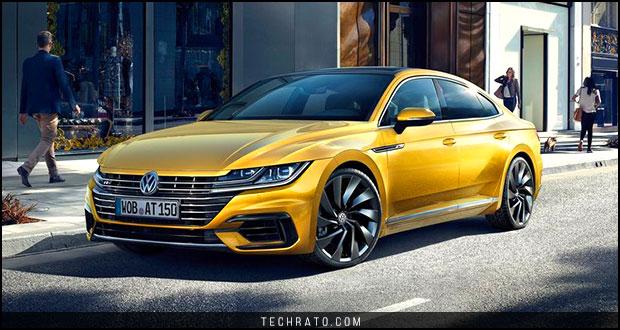 بررسی و مشخصات فنی فولکس واگن آرتئون (Volkswagen Arteon) مدل سال 2019