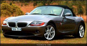 پرفروشترین خودروهای رودستر تاریخ : ب ام و Z4