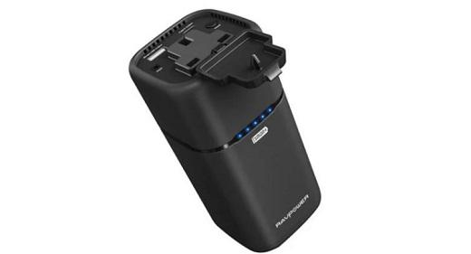 راوپاور پاور استیشن سریز 20100mAh پورتبل پاور آوت لت (RavPower PowerStation Series 20100mAh Portable Power Outlet)