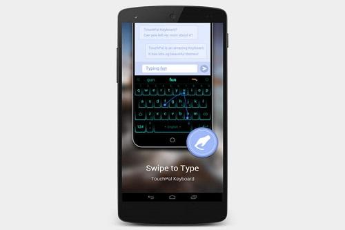 تاچ پال (TouchPal)