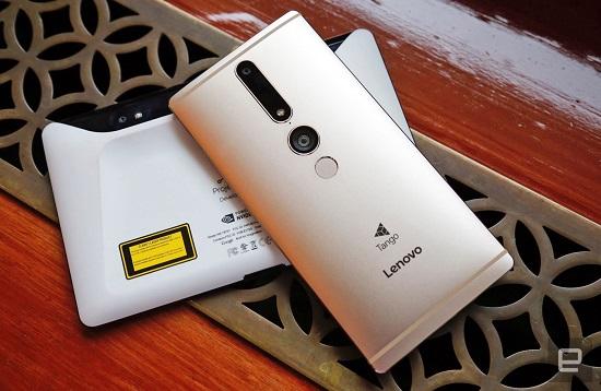 لنوو فب 2 پرو (Lenovo Phab 2 Pro)