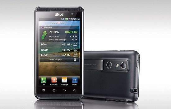ال جی اوپتیموس 3 دی (LG Optimus 3D)