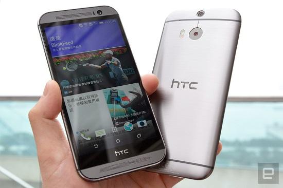 اچ تی سی وان ام 8 (HTC One M8)