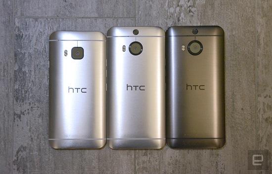 اچ تی سی وان ام 9 پلاس (HTC One M9+)