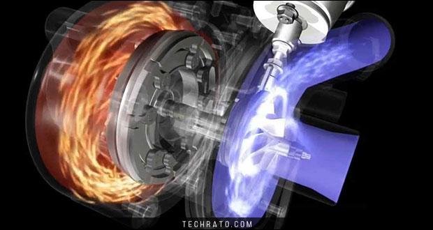 توربوشارژر چیست و چگونه کار میکند؟