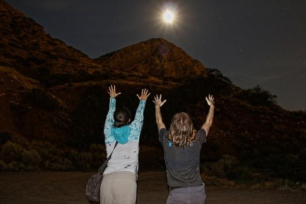 پرستش ماه
