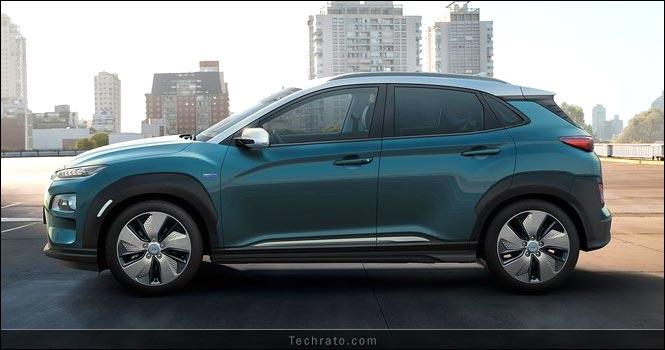هیوندای کونا الکتریکی EV مدل 2019