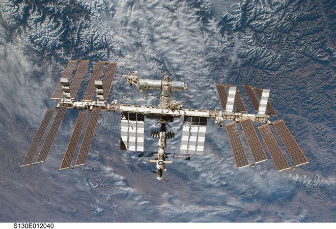 ساختار ایستگاه فضایی بینالمللی