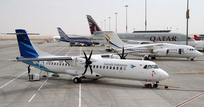 بررسی مشخصات فنی هواپیمای ای تی آر ۷۲ (ATR 72)