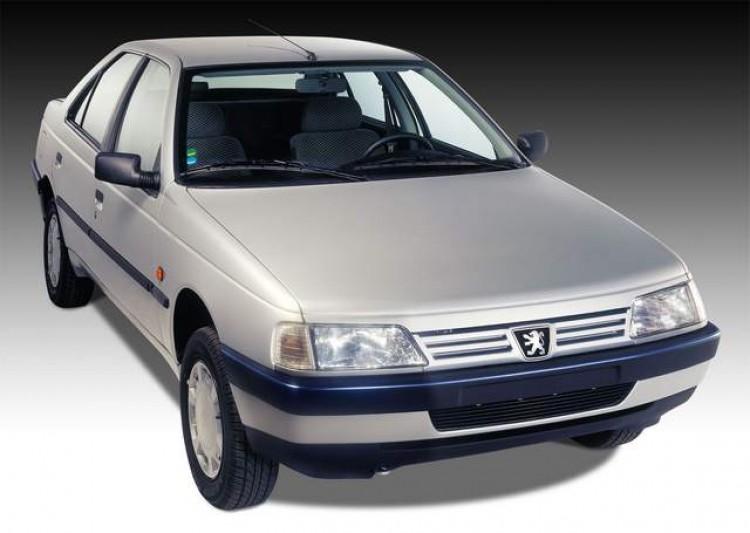 پژو 405 از پرفروش ترین خودروهای داخلی
