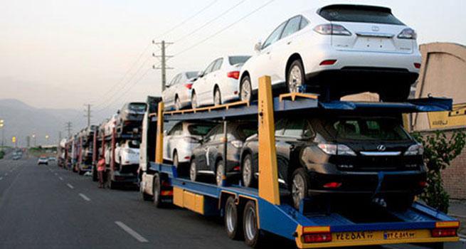 تلاش برای صادرات خودرو ؛ ۱۰ هزار دستگاه صادر میشود!