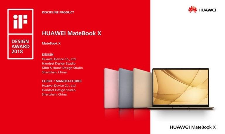 لپ تاپ هواوی میت بوک ایکس (HUAWEI MateBook X)