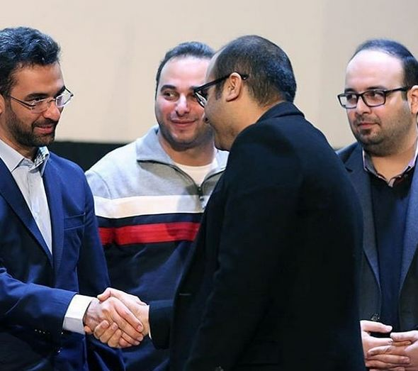 روز اول جشنواره وب و موبایل ایران