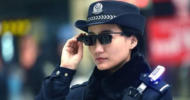 عینک هوشمند پلیسهای چینی مجرمان را شناسایی میکند!