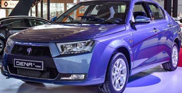 دنا پلاس از باکیفیت ترین خودروهای داخلی