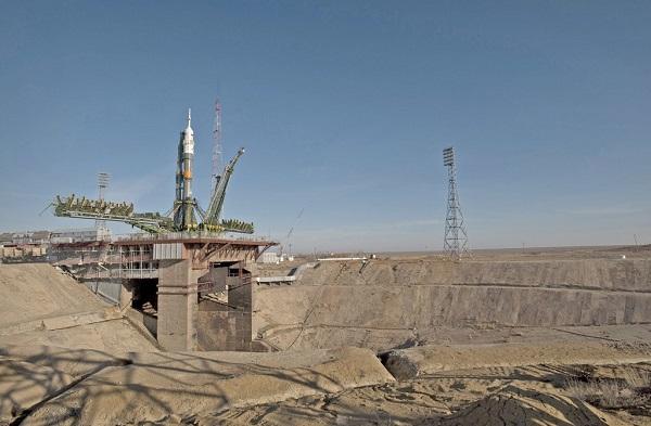 مرکز پرتاب بایکنور