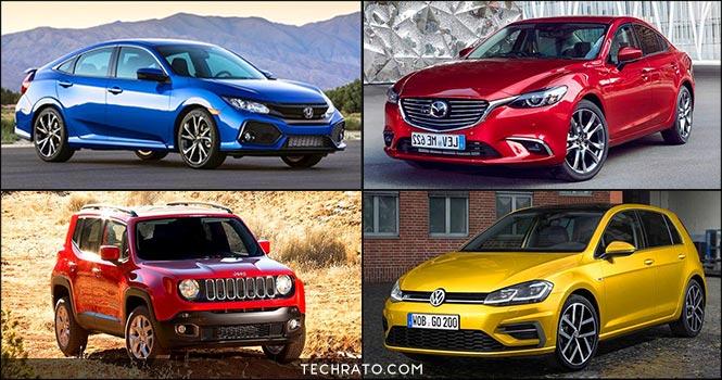 معرفی بهترین خودروهای ارزان قیمت ۲۰۱۸ با قیمت کمتر از ۱۲۰ میلیون تومان
