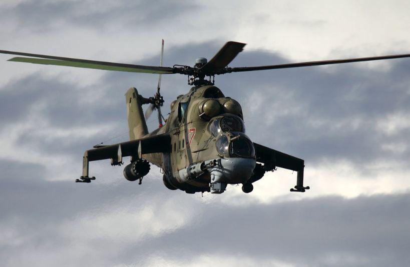 10. هلی کوپتر میل ام آی - ۲۴ هیند (روسیه)