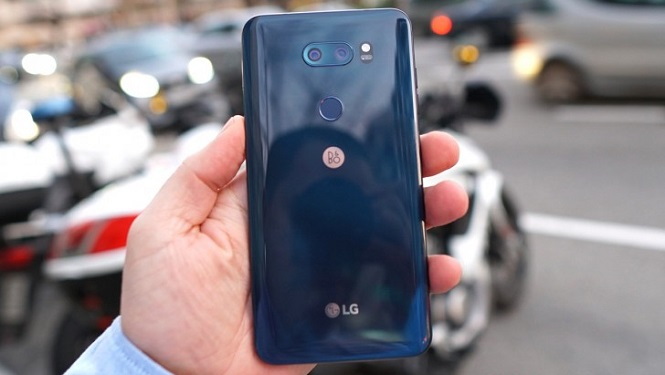 گوشی LG V30S در دو رنگ جدید عرضه خواهد شد.