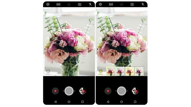 نسخه جدید ال جی وی ۳۰ با دوربین هوشمند خود رخ نشان خواهد داد