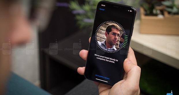۵. فناوری Face ID آخرین راه حل باز کردن قفل صفحه نیست!
