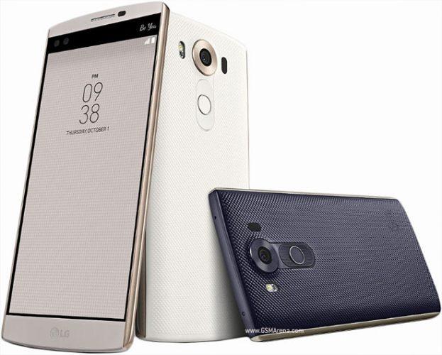 گوشی موبایل ال جی وی ۱۰