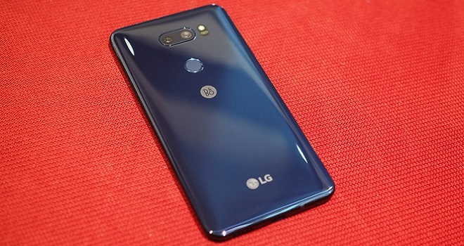 نگاه نزدیک به گوشی ال جی وی 30 اس (LG V30S)
