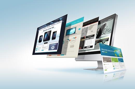 راه اندازی وبسایت اینترنتی گام چهارم