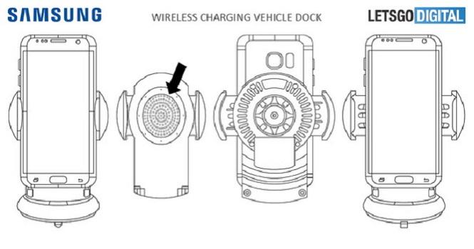 داک شارژ بی سیم با فن خنک کننده