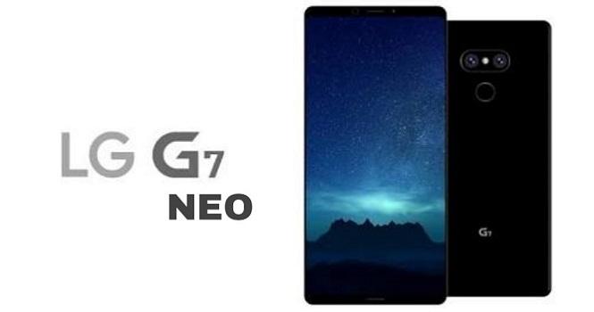 ال جی جی 7 نئو به عنوان جانشین ال جی جی 6 عرضه میشود!