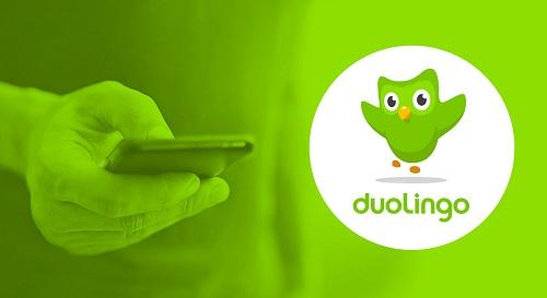 دولینگو (Duolingo)