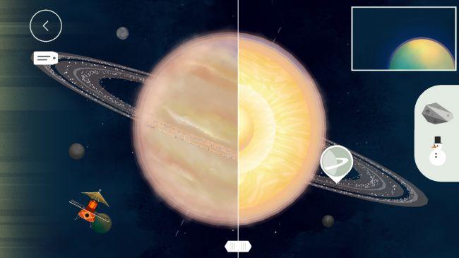 اسپیس بای تاینی باپ (Space by Tinybop)