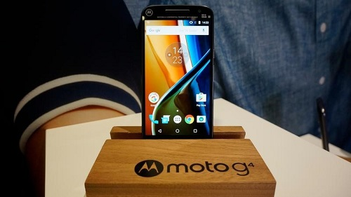 موتورولا موتو جی 4 (Motorola Moto G4)