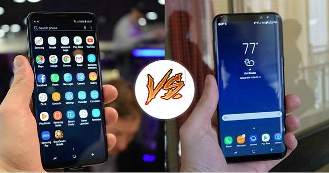 مقایسه گلکسی اس 9 با گلکسی اس 8 ؛ کدام گوشی ارزش خرید بیشتری دارد؟
