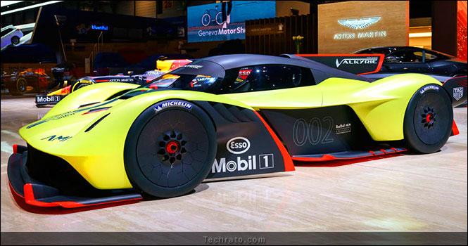 بهترین و سریع ترین خودروهای نمایشگاه ژنو 2018 ؛ فستیوال اسب بخار و نیوتون متر!