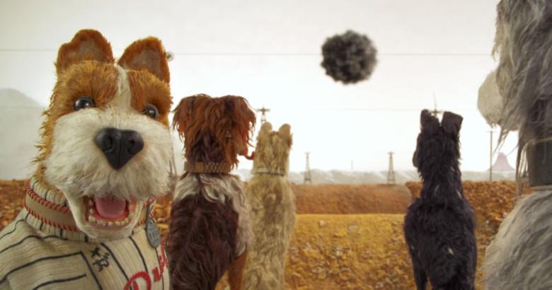 Isle Of Dogs یکی از بهترین فیلم های 2018