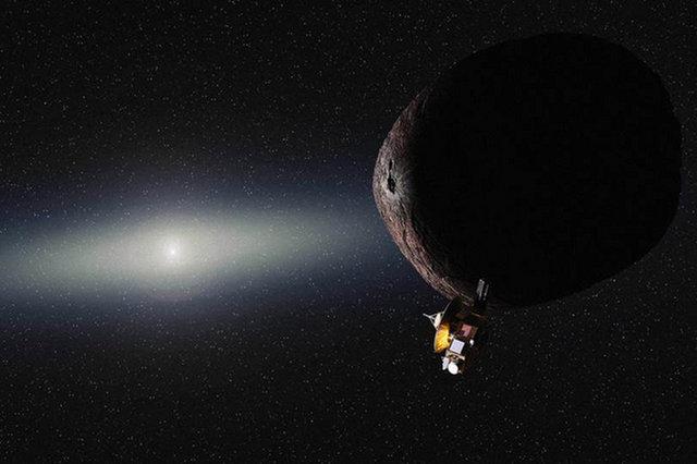 جرم 2014 MU69