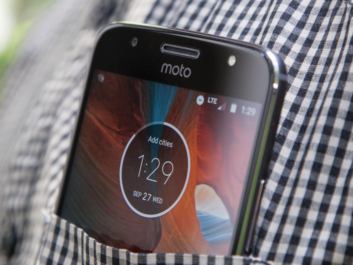 Moto G5 پلاس