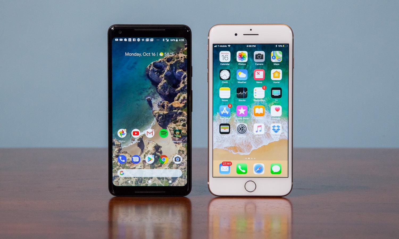 سیستم عامل: اندروید یا iOS؟