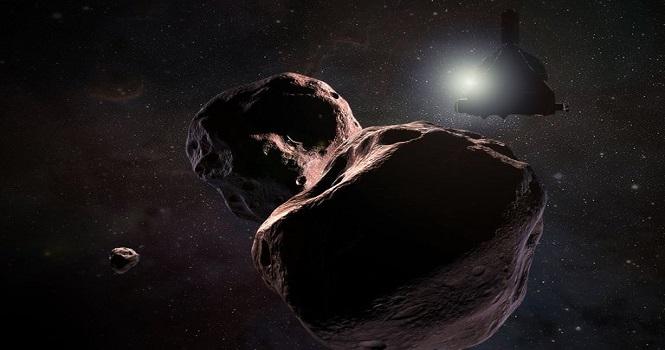 ماموریت فضاپیمای افقهای نو ؛ داستان ملاقات با یک سیاره کوتوله