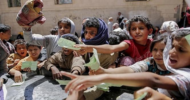 شیوع مجدد وبا در یمن ؛ هشدار یونیسف در مورد وضعیت کودکان