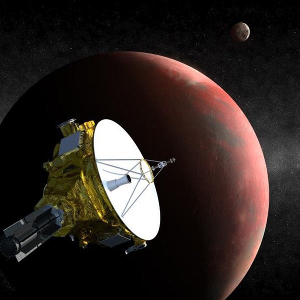 فضاپیما افقهای نو
