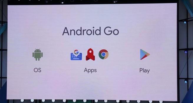 امکان نصب سیستم عامل اندروید گو بر روی گوشی های ارزان قیمت وجود دارد!