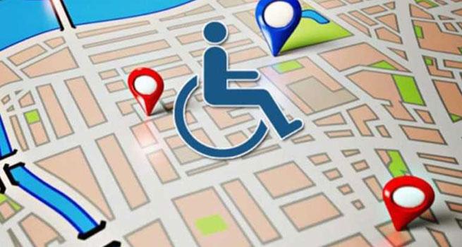 تشخیص مسیرهای تردد با ویلچر با قابیلت جدید گوگل مپس!