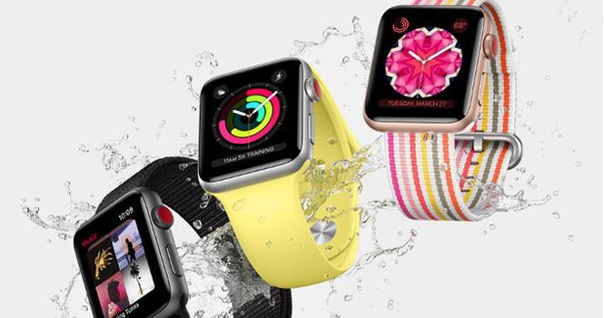 اعلام زمان رونمایی از سری چهارم ساعت های هوشمند اپل